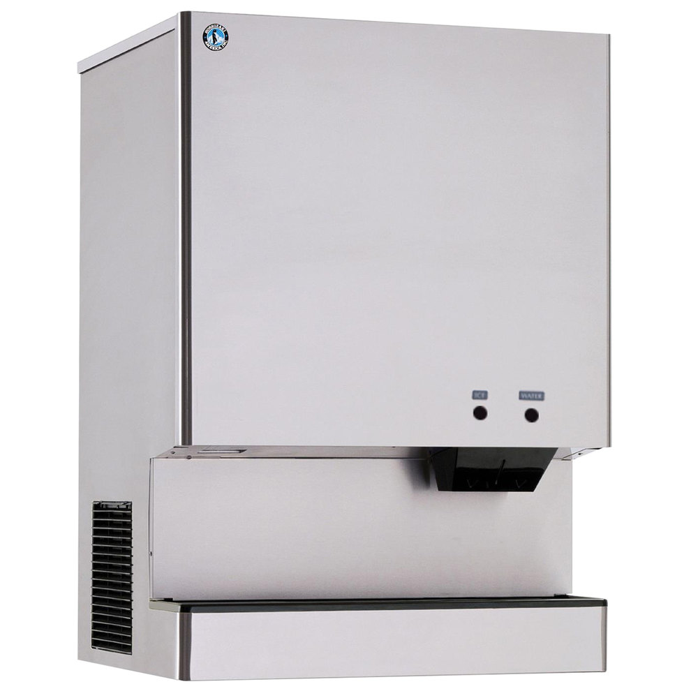 Large Capacity Countertop Ice Maker : Hoshizaki DCM-751BAH Countertop Ice Maker and Water Dispenser - 80 lb ...