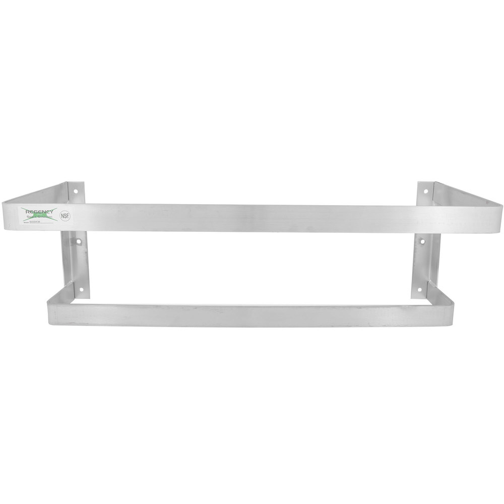 Regency 36 Wall Mounted Commercial Stainless Steel Double