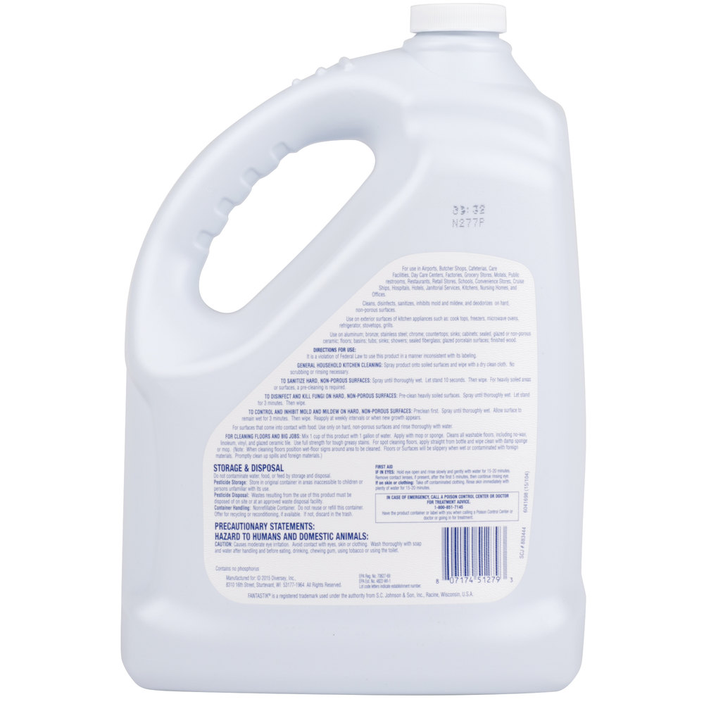 fantastik cleaners case Buy your fantastik® scrubbing bubbles bleach 5-in-1 all purpose cleaner by the 32 ounce bottle, or by the case (12 bottles) from us, and we'll ship them to you for free.