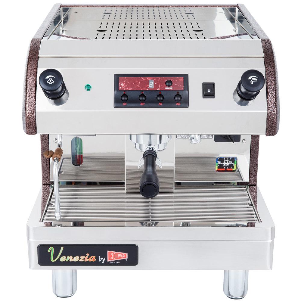 cecilware coffee machine