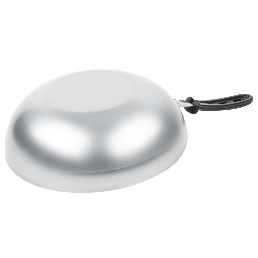 Vollrath 59949 11 Quot Carbon Steel Stir Fry Pan With Silicone