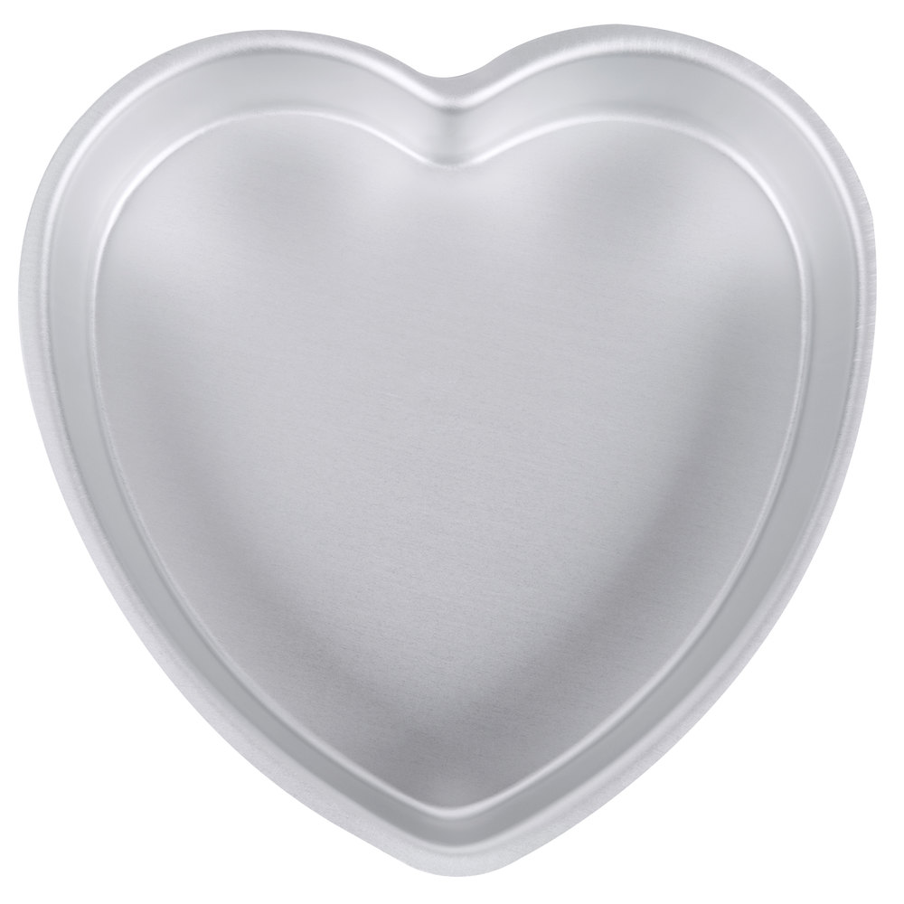 heart cake pan wilton 2105 601 decorator preferred shaped cake pan 4764