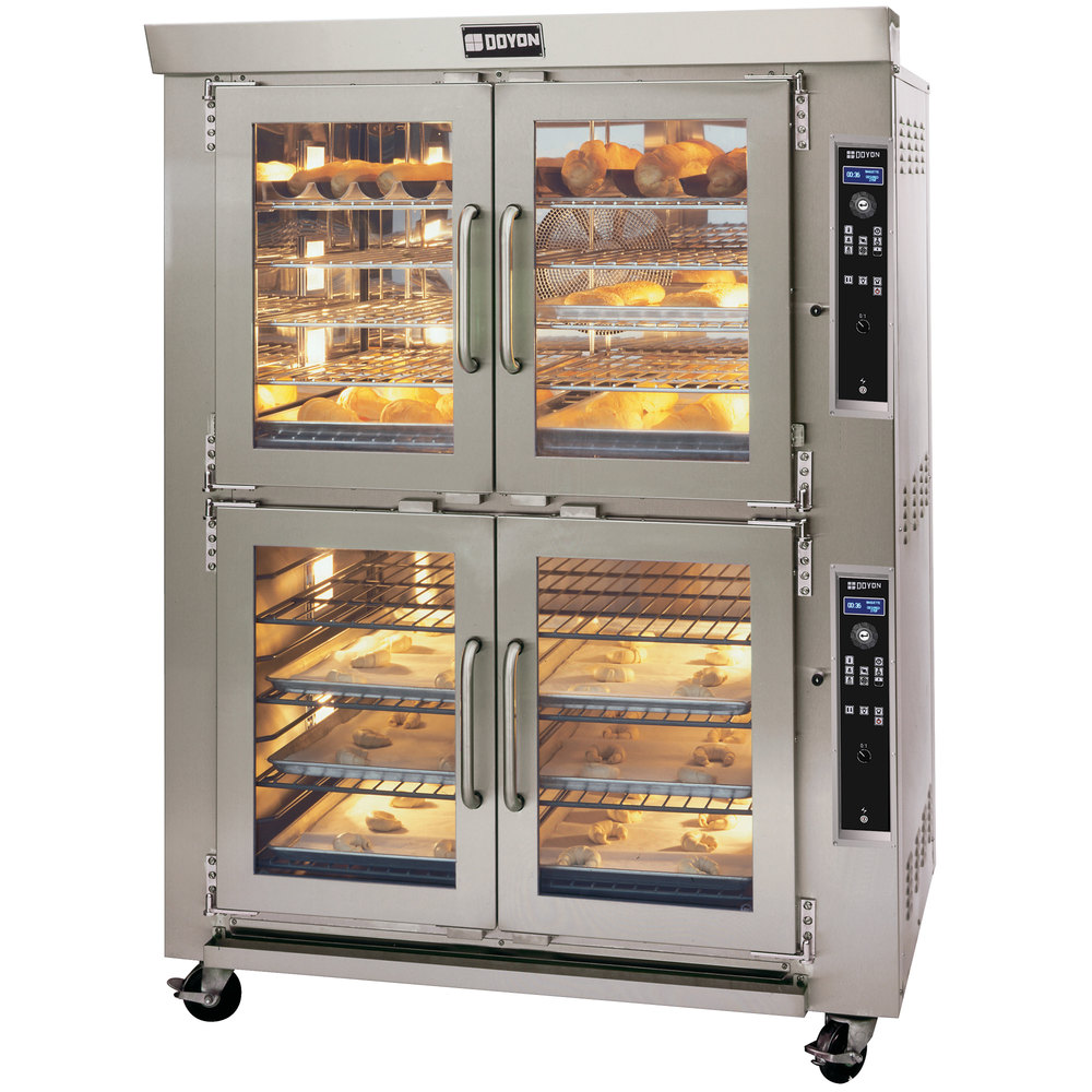doyon ja20 jet air double deck electric bakery convection oven 27 kw. Black Bedroom Furniture Sets. Home Design Ideas