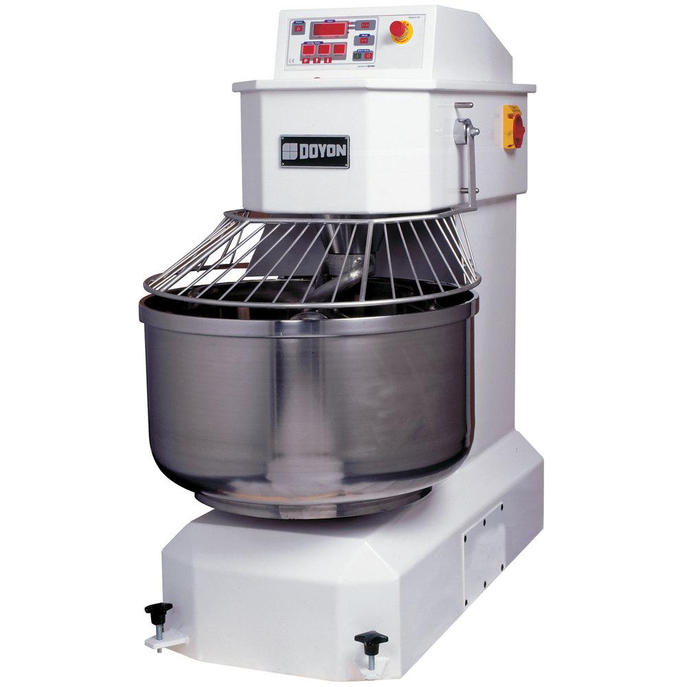Doyon Aef035 120 Lb Spiral Dough Mixer With 70 Qt Bowl