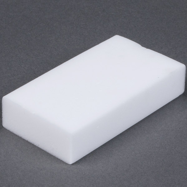 Royal Paper S724 Individually Wrapped 4 5/8 inch x 2 1/2 inch Wipe Out Eraser Sponge - 4/Pack