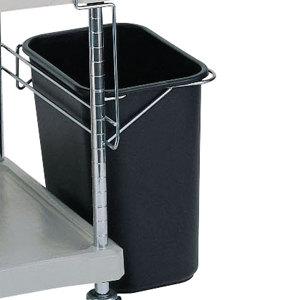 Metro BCWB1 Wastebasket for Metro BC1627 Utility Carts