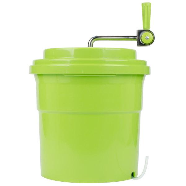 Choice 2.5 Gallon Salad Spinner / Dryer