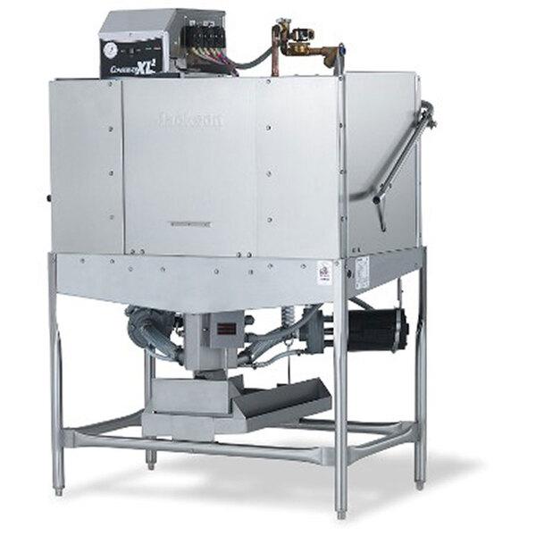 Jackson Conserver XL2-C Door Type Corner Dishwasher - Low Temperature Chemical Sanitizing