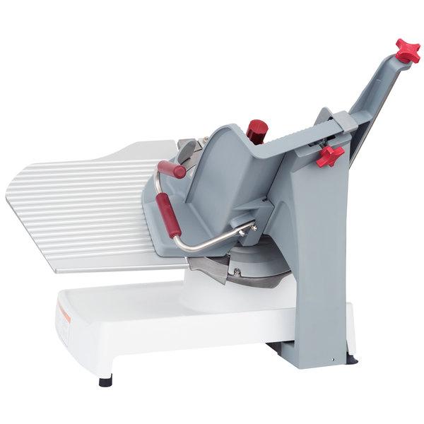 Berkel X13-PLUS 13 inch Manual Gravity Feed Meat Slicer - 1/2 hp