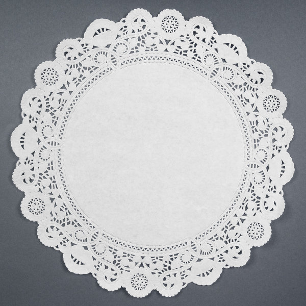 16 inch Lace Doilies - 250/Pack