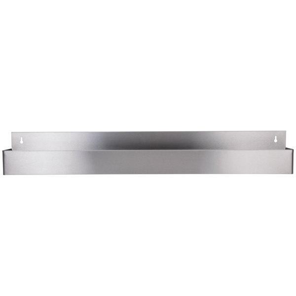 Regency 42 inch Stainless Steel Single Tier Speed Rail