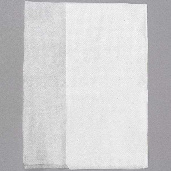 White Side-Fold Dispenser Napkin - 6000/Case