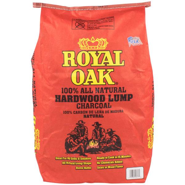 Royal Oak Natural Wood Lump Charcoal - 15.4 lb.