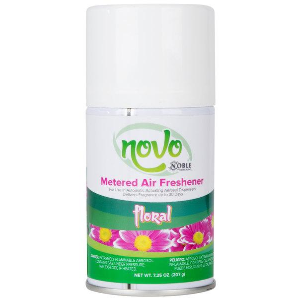 Noble Chemical Novo 7.25 oz. Floral Metered Air Freshener Refill