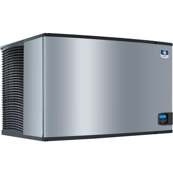 Manitowoc ID-1406A Indigo Series 48 inch Air Cooled Full Size Cube Ice Machine - 1629 lb.