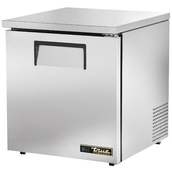 True TUC-27F-LP 27 inch Low Profile Undercounter Freezer