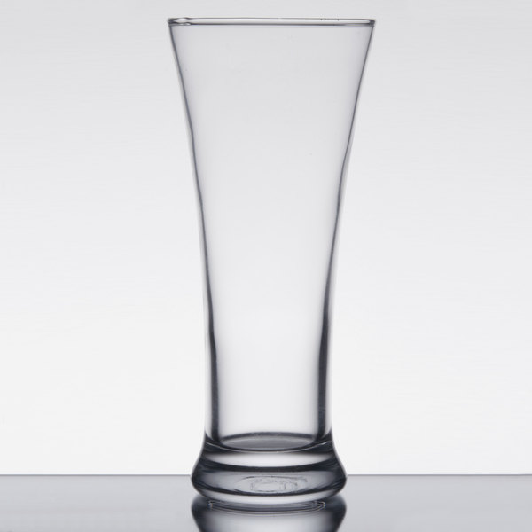Core 12 oz. Flared Pilsner Glass - 12/Case