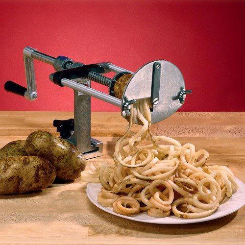 fries slicer machine