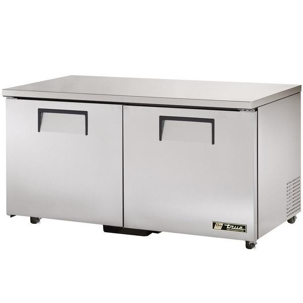 True TUC-60-ADA 60 inch ADA Height Undercounter Refrigerator
