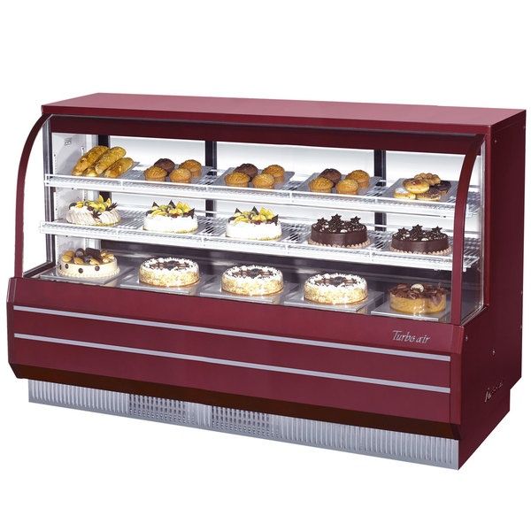 Turbo Air Bakery Display Case