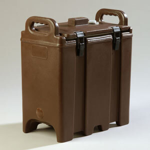 Brown Carlisle Cateraide LD350N01 3.5 Gallon Soup and Chili Server