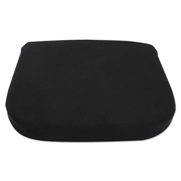 alera alecgc511 black cooling gel memory foam seat cushion. Black Bedroom Furniture Sets. Home Design Ideas