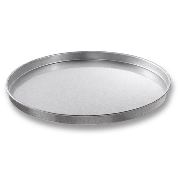 Chicago Metallic 41610 16 inch x 1 inch Aluminized Steel Round Cake Pan / Pizza Pan