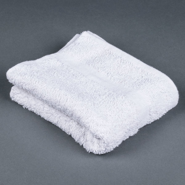 Lavex Lodging Hotel Hand Towel - 12/Pack