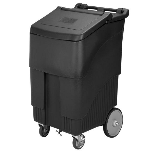 Continental 9720BK Con-Serv 200 lb. Black Ice Bin