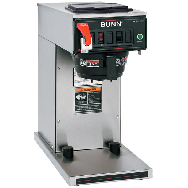 Bunn 12950.0380 CWTF20-TC Automatic Thermal Carafe Coffee Brewer - 120V