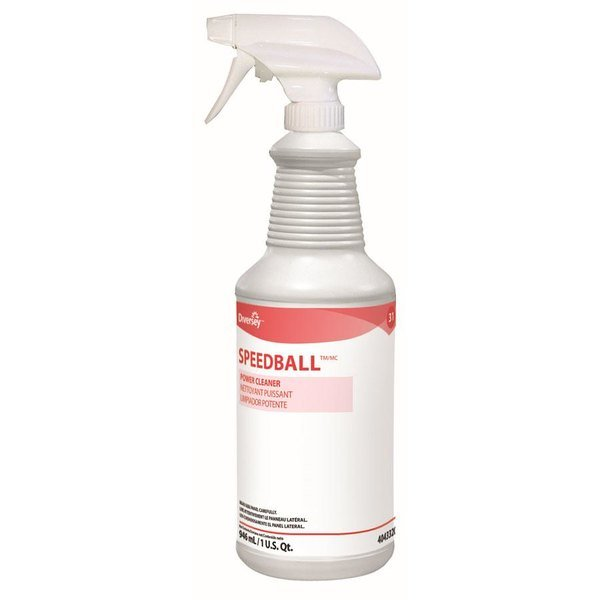 Diversey Original Speedball 32 oz. Power Cleaner - 12/Case