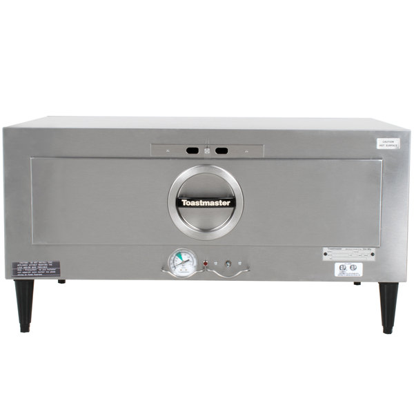 Toastmaster 3A81DT09 29 inch Free-Standing Single Drawer Warmer - 120V, 450W