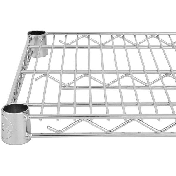 Regency 24 inch x 36 inch NSF Chrome Wire Shelf