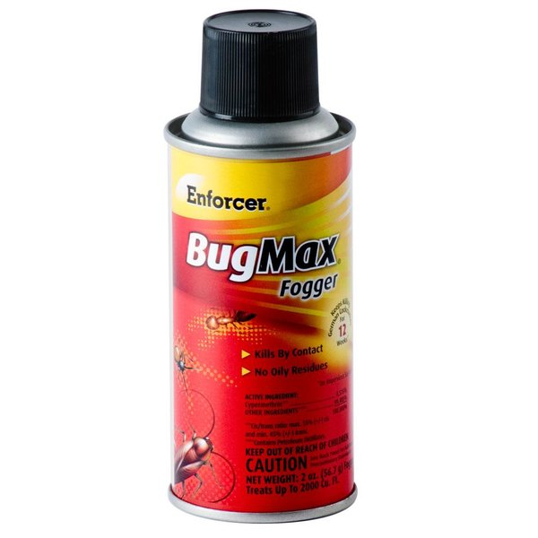 Enforcer A07869 BugMax 2 oz. Aerosol Fogger - 36/Case