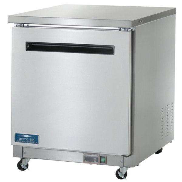 Arctic Air AUC27F 27 inch Undercounter Freezer - 6.5 Cu. Ft.