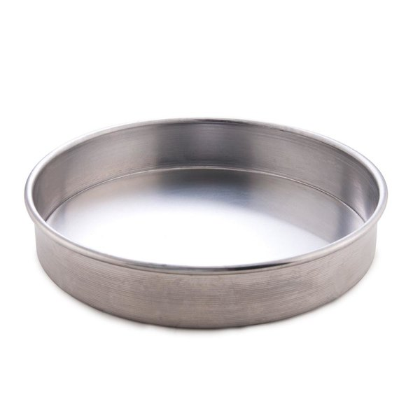 Inch Uncoated Aluminized Steel Cake Pan