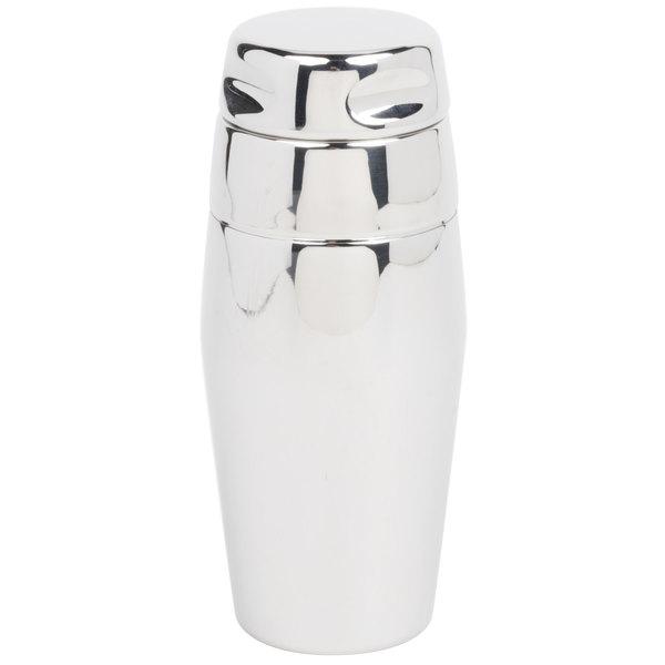 Vollrath 47622 22 oz. 3-Piece Stainless Steel Shaker