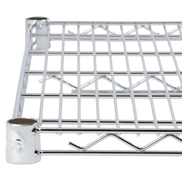 Regency 18 inch x 48 inch NSF Chrome Wire Shelf
