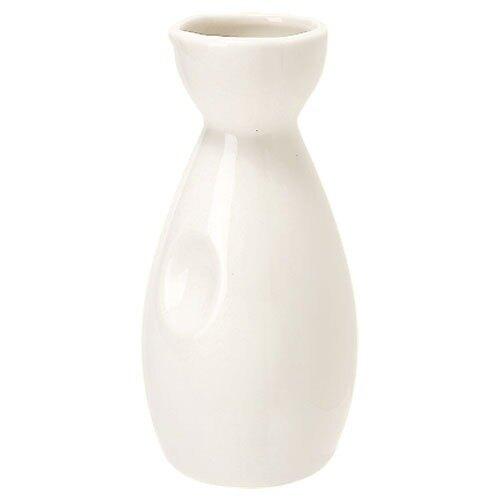 GET NC-4001-W 6 oz. Fuji Sake Bottle - 5 1/4 inch 12 / Pack