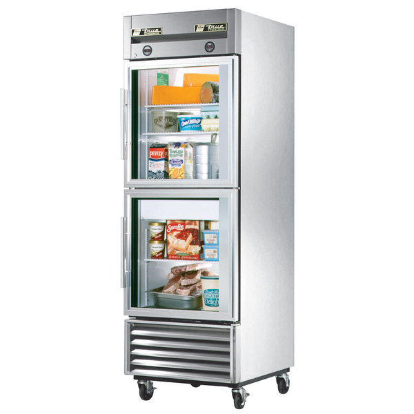 Commercial refrigerator freezer commercial refrigerator freezer combo - Glass door refrigerator freezer ...