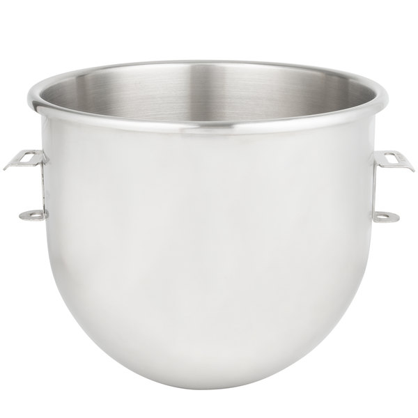 Hobart BOWL-SST220 Classic 20 Qt. Stainless Steel Mixing Bowl