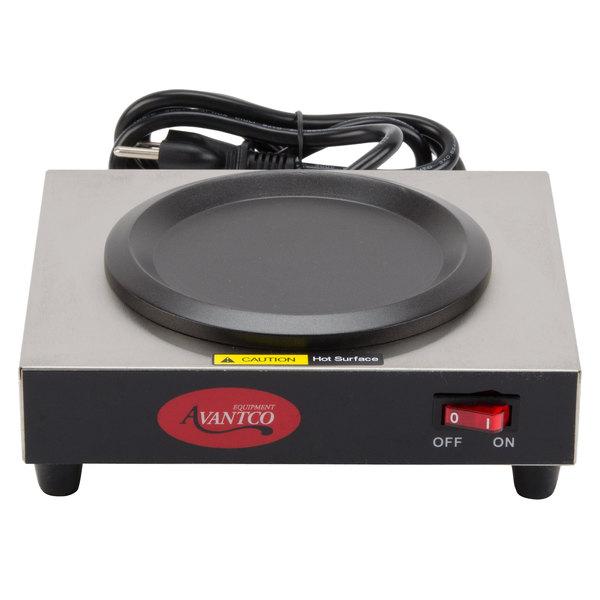 Avantco W51 Single Burner Decanter Warmer