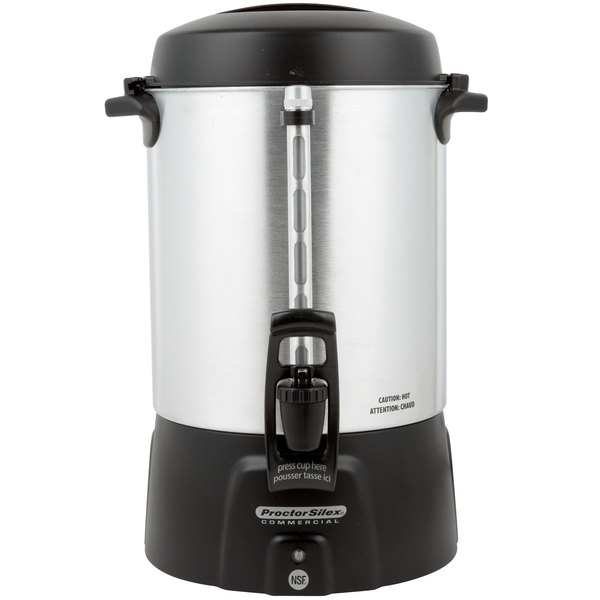 Proctor Silex 45060 60 Cup (2.3 Gallon) Coffee Urn
