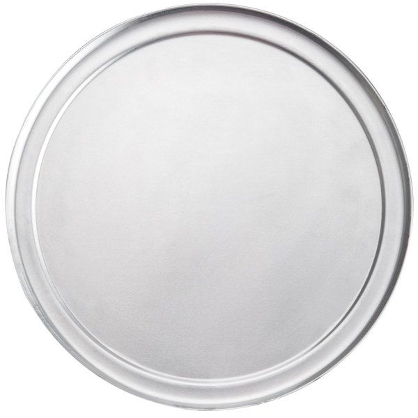 American Metalcraft TP16 16 inch Wide Rim Pizza Pan