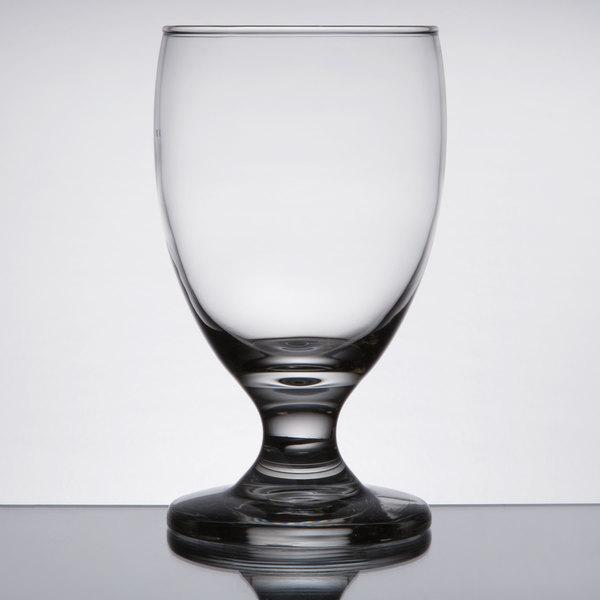 Core 10.5 oz. Glass Goblet - 12/Case