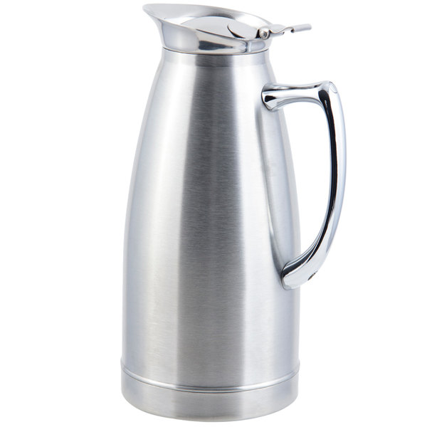 Bon Chef 4052S 0.95 Liters Insulated Stainless Steel Server with Satin Finish