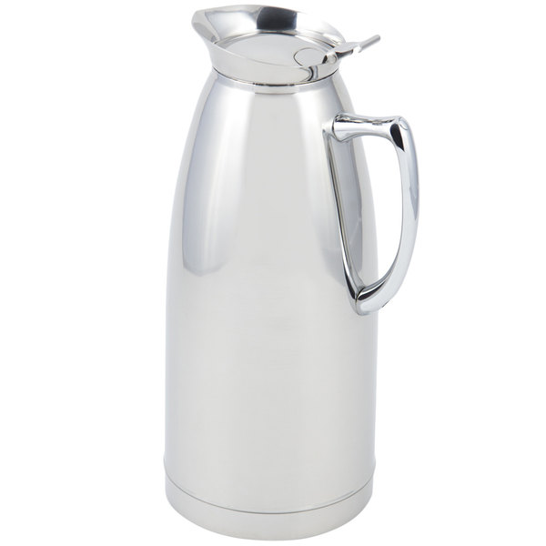 Bon Chef 4053 1.9 Liter Insulated Stainless Steel Server