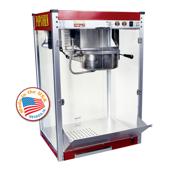 Paragon 1112110 Commercial Theater 12 oz. Popcorn Machine