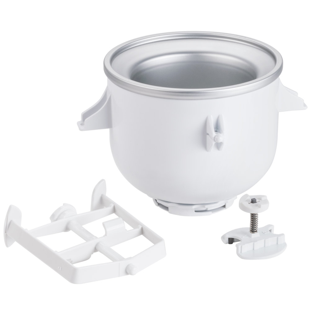 Kitchenaid kaica ice cream maker attachment - Gelato kitchenaid ...