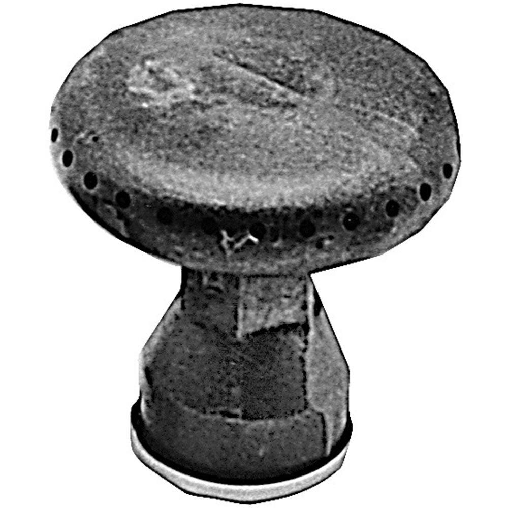 "All Points 24-1002 3"" Cast Iron Mushroom Burner (NAT/LP) - 5,000 BTU"